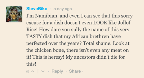 Even Namibia weighed in. It was a continental emergency.